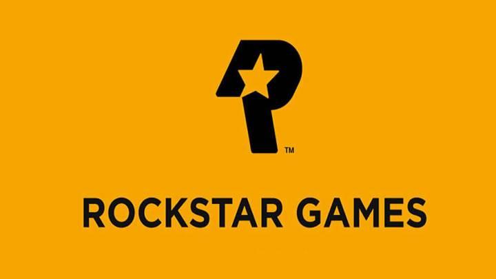 Rockstar Games'in Logosu