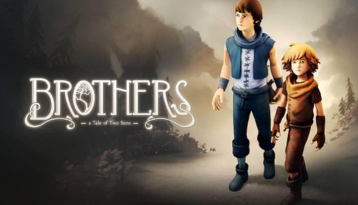 Brothers A Tale of Two Sons Tanıtım Görseli
